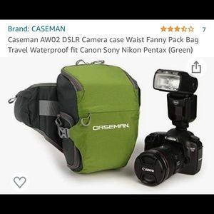 Case man camera bag.